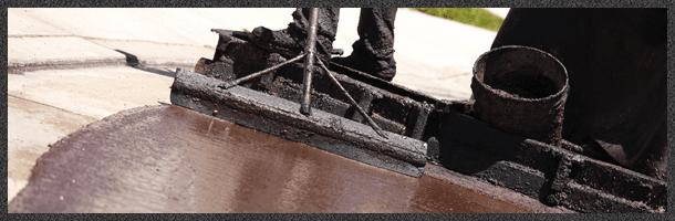 Asphalt seal coating   Pinson, AL   Campbell's Paving Concrete & Asphalt LLC   205-281-1216