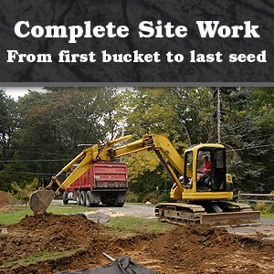 Complete Site Work - Ghent, NY - Burfeind & Sons Contracting LLC