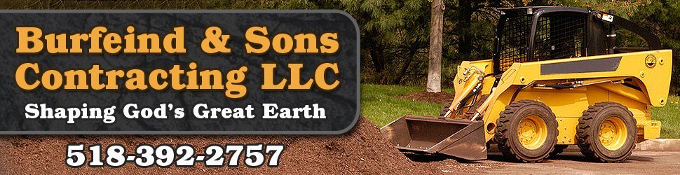 Complete Site Work - Burfeind & Sons Contracting LLC - Ghent, NY