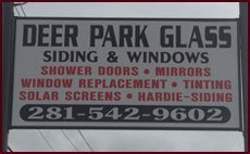 Glass Repairs | Deer Park, TX | Deer Park Glass | 281-542-9602