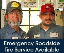 Tire Dealer - New Braunfels, TX - David's Auto Repair & Tire Service