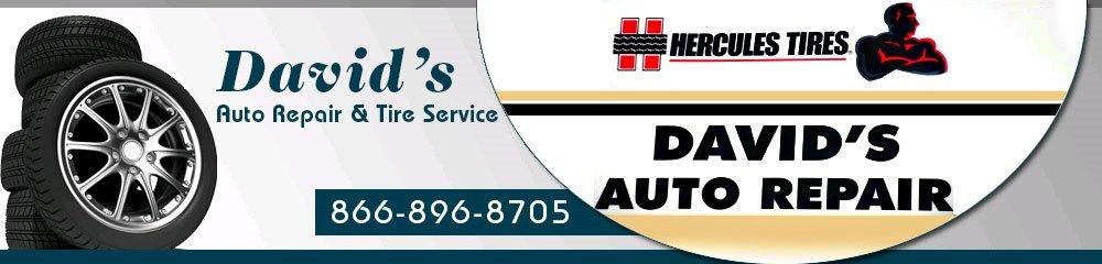 Automotive Repair Shop - New Braunfels, TX - David's Auto Repair & Tire Service