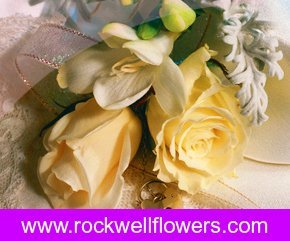 Flower Arrangements - Rockwell, NC - The Flower Basket - Yellow Tulips Arrangement - $5.00 Off Any Arrangement Over $50.00 Purchase With The Flower Basket 704-209-9162