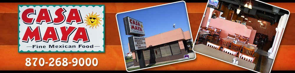 Mexican Restaurants - Jonesboro, AR - Casa Maya