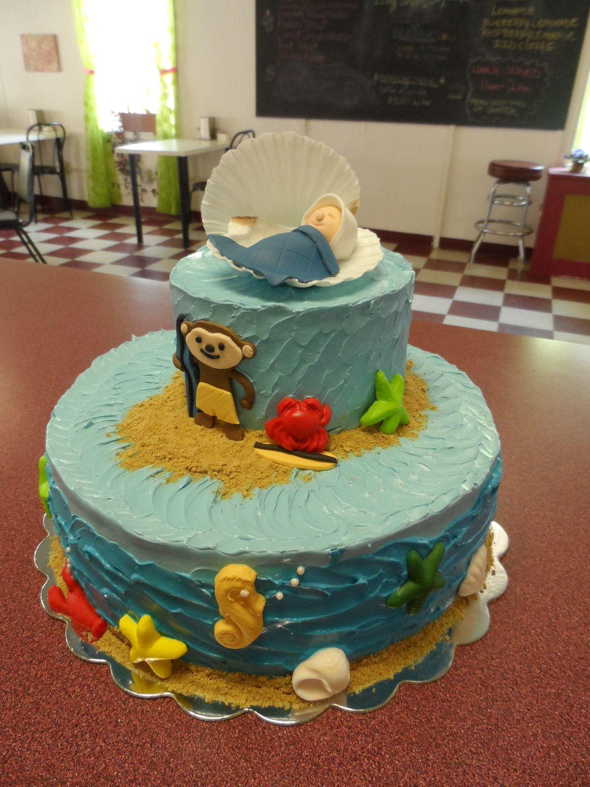 Classy Cakes Cupcakery cake