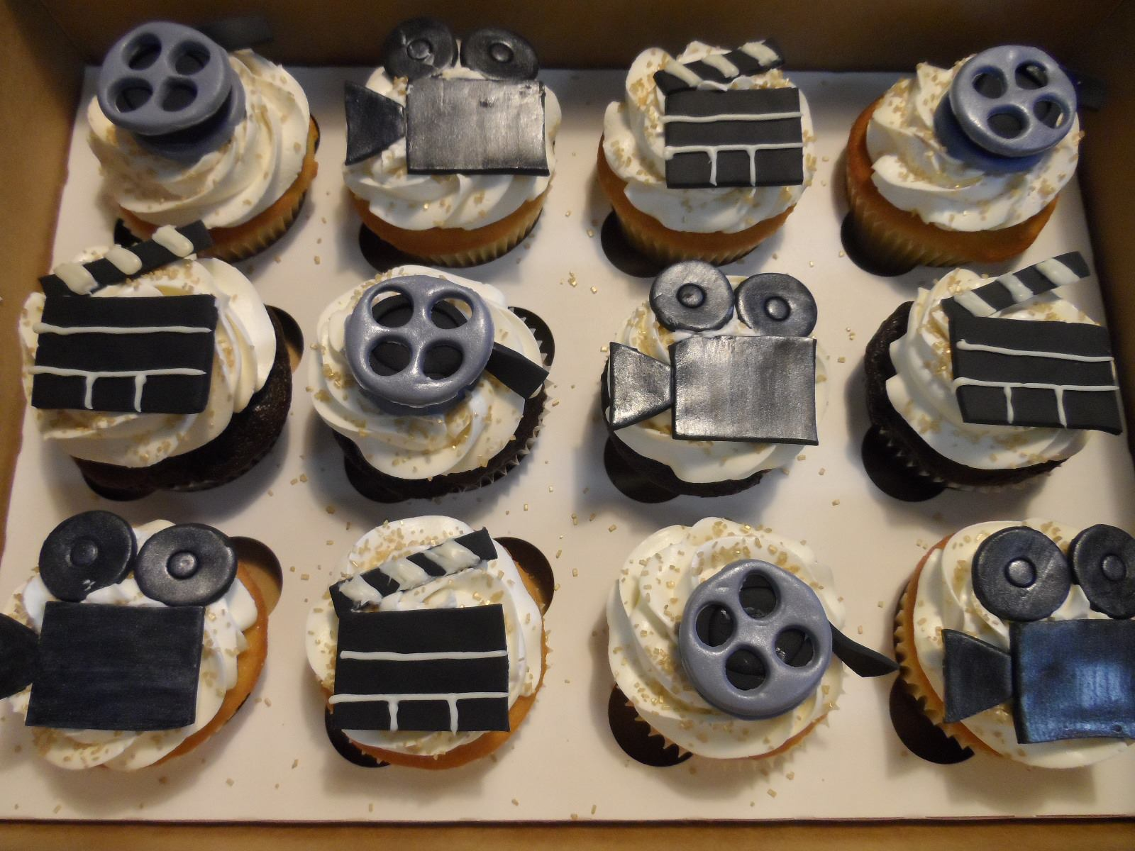 Classy Cakes Cupcakery cupcakes