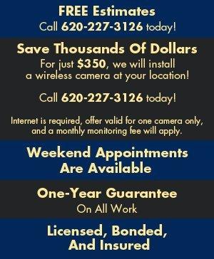 Camera Surveillance - Dodge City, KS - Affordable Security Systems