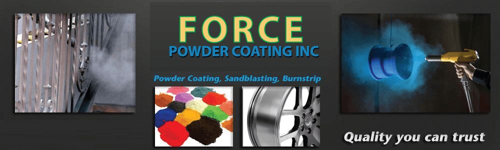 Sandblasting & Burnstrip