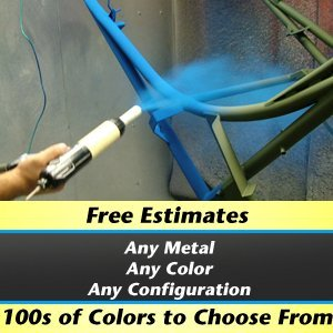 Powder Coating Services - El Monte, CA - Millennium Powder Coating