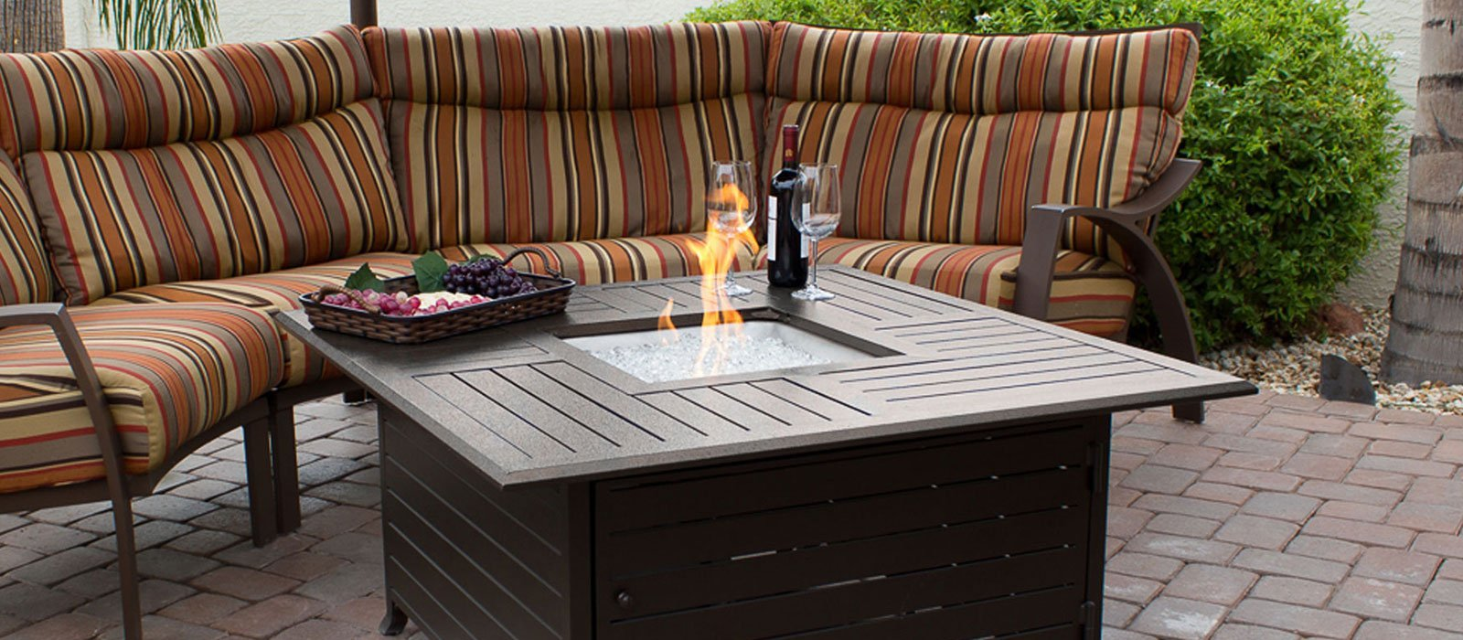 Charmant Extraordinary Fire Tables For Your Home