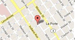 Stephen A Kray 707 Harrison St., La Porte, IN 46350