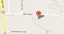 "Village Tailor 575 Mall Blvd. ""The Village"" Dyersburg, TN 38024"