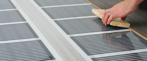 geothermal floor