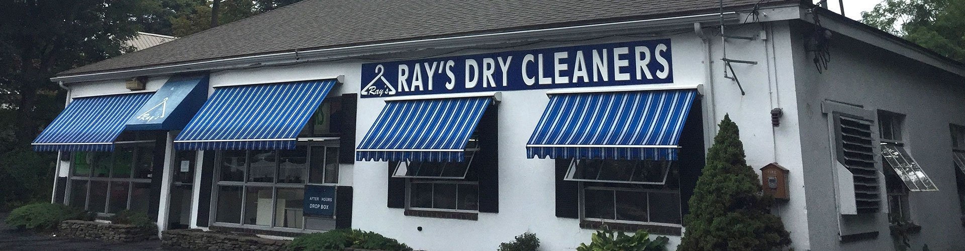 Ray's Dry Cleaners Store