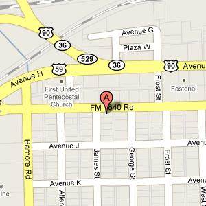 Erik T. Garcia DDS, Fort Bend Family Dental - 1101 James St. Rosenberg, TX 77471-3146
