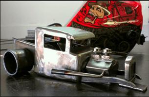 Welded Car