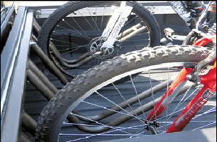 Welded Bike Rack