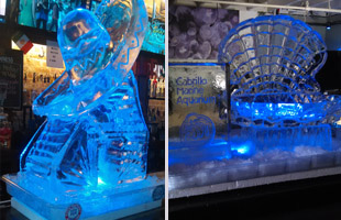 ice sculpture| Long Beach, CA | All City Party   Supplies | 562-438-8700