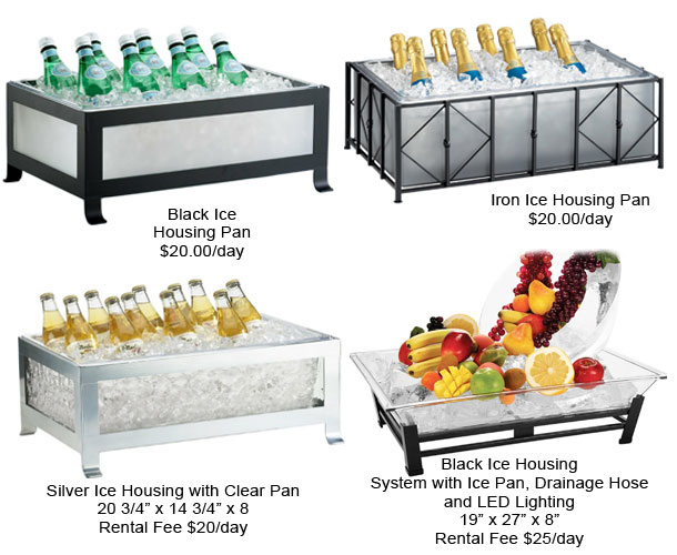 Ice Housing | Long Beach, CA | All City Party   Supplies | 562-438-8700