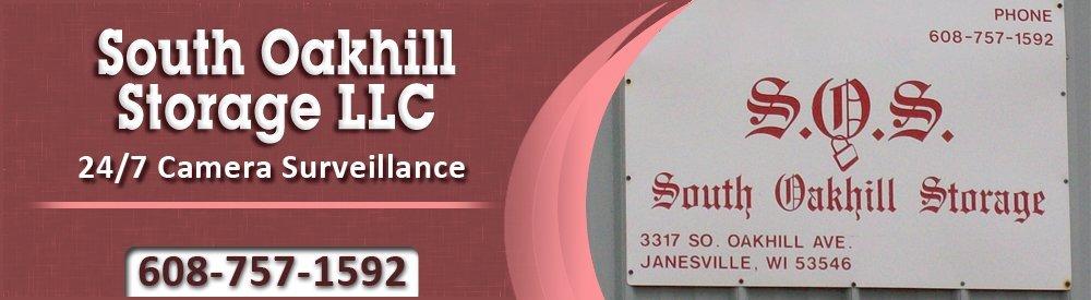 Storage Facility - Janesville, WI - South Oakhill Storage LLC