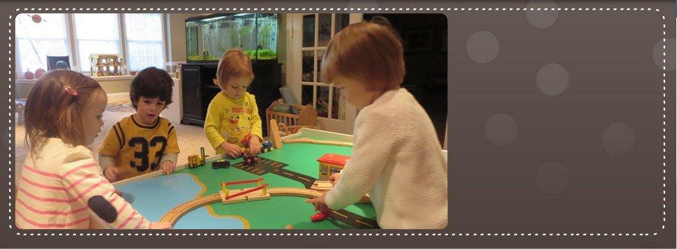 preschool program | Lawrenceville, NJ | Mary's Montessori | 609-516-9919