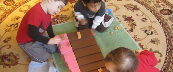 childcare in NJ | Lawrenceville, NJ | Mary's Montessori | 609-516-9919