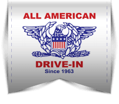 All American Hamburger Drive-In logo