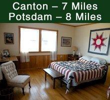 Motel - Canton, NY - Huntley House Bed & Breakfast