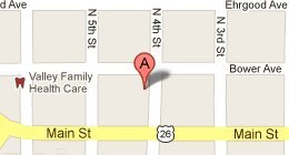 Malheur Memorial Health Clinic 410 Main Street Nyssa, OR 97913