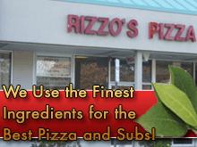 Pizza and Pasta - Ocean, NJ - Rizzo's Pizza