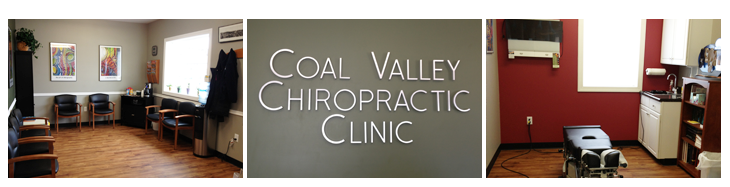 Coal Valley, IL - Chriopractic Care - Coal Valley Chiropractic Clinic