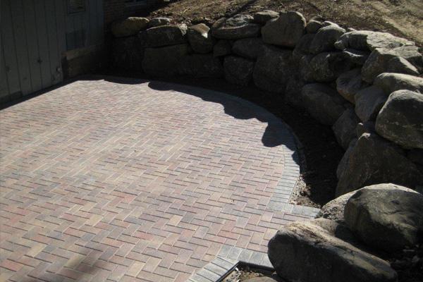 ... Brick Hardscape · Path Landscaping ...