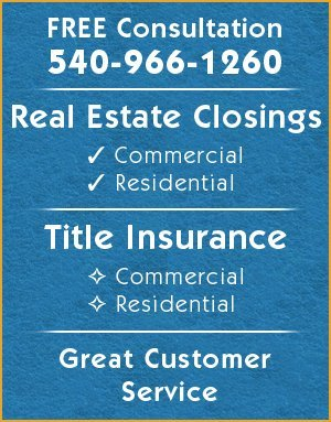 Real Estate Closings - Daleville, VA - Colonial Title and Settlement Agency LLC