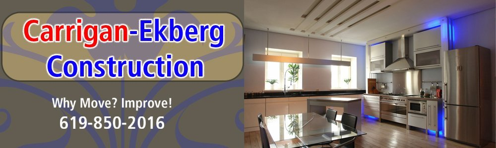 Kitchen Design And Remodeling - Escondido, CA - Carrigan-Ekberg Construction