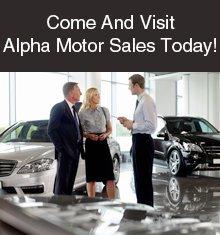 Car Dealers - Brunswick, GA - Alpha Motor Sales