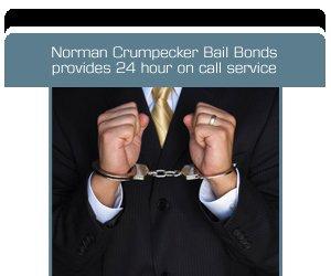 Bail Bonds - Potosi, MO - Norman Crumpecker Bail Bonds - Bail Bonds - Norman Crumpecker Bail Bonds provides 24 hour on call service