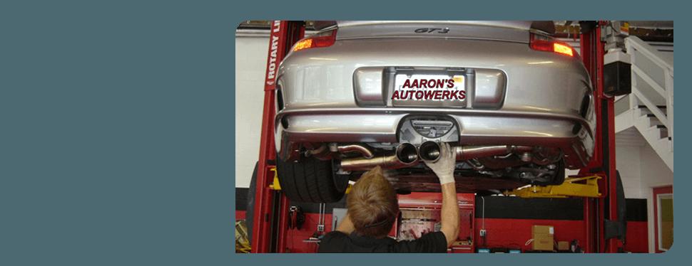 Mercedes Repair Volvo Repair  | Phoenix, OR | Aaron's Autowerks | 541-535-1355