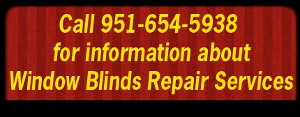 wood blinds - San Jacinto, CA - The Blind Man Inc. - Call 951-654-5938  for information about Window Blinds Repair Services
