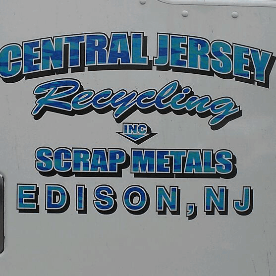 Truck business sign