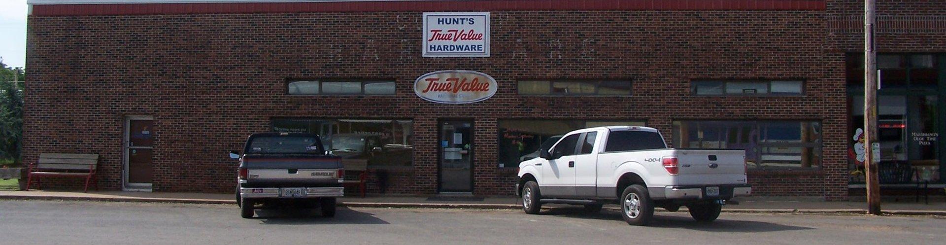 Hunt's Hardware & Guns_Shop
