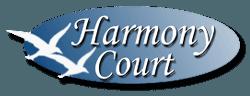 Harmony Court - Logo