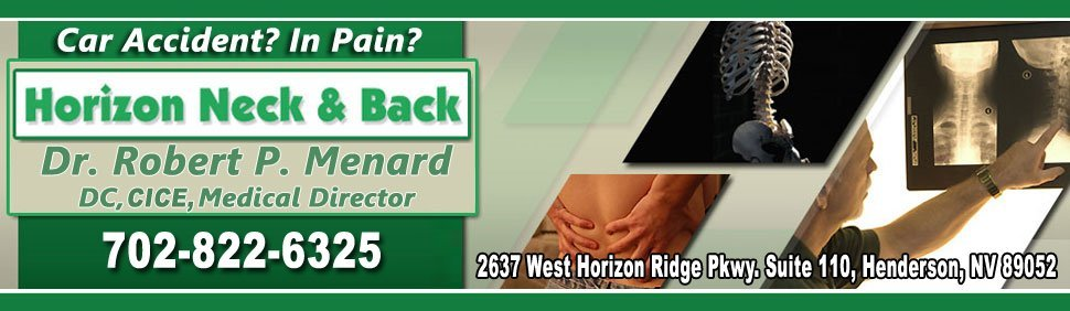 Henderson, NV - Horizon Neck & Back - Chiropractic Services Home