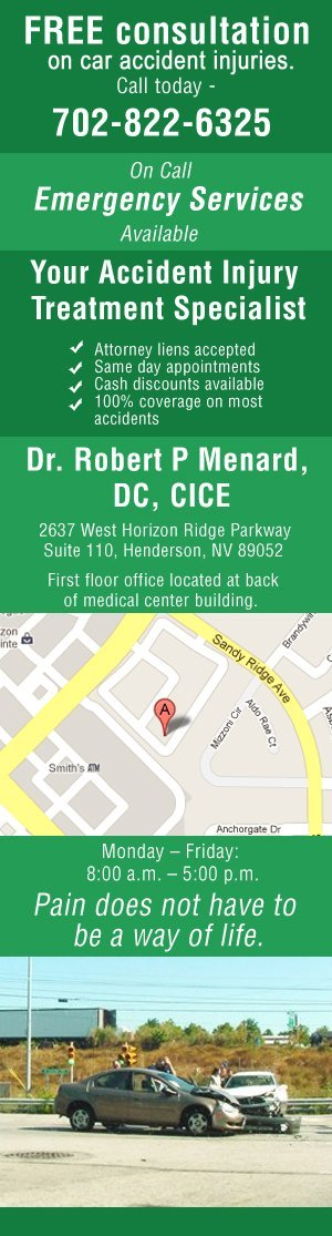 Chiropractic Services Home - Henderson, NV - Horizon Neck & Back