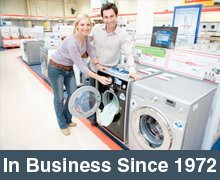 Parts Store - Mobile, AL - B & B Appliance Parts of Mobile, Inc.