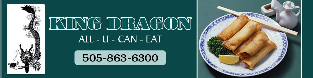 Chinese Restaurant - Gallup, NM - King Dragon