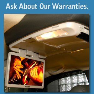 Car Stereo Systems - Chicago, IL - Safe And Sound Mobile Electronics - Car video - Ask About Our Warranties.