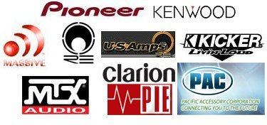 Safe & Sound Mobile Electronics - Pioneer, Kenwood, Massive Audio, RE Audio, US Amps, Kicker, MTX, Clarion, Pac, and Pie electric