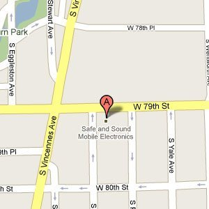 Safe & Sound Mobile Electronics - 317 W 79th Street  Chicago, IL 60620