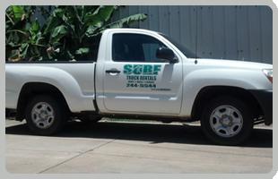 Weekly Rentals | Maui, HI | Surf Rents Trucks | 808-244-5544