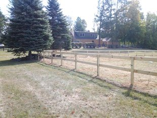 Residential Fence Installation | Allegan, MI | All Size Fencing, LLC | 269-350-7820